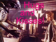 Hugs ans kisses!