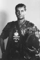 Bill Paxton in Aliens-Montur